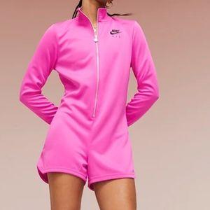 NWT Nike womens Air jumpsuit romper